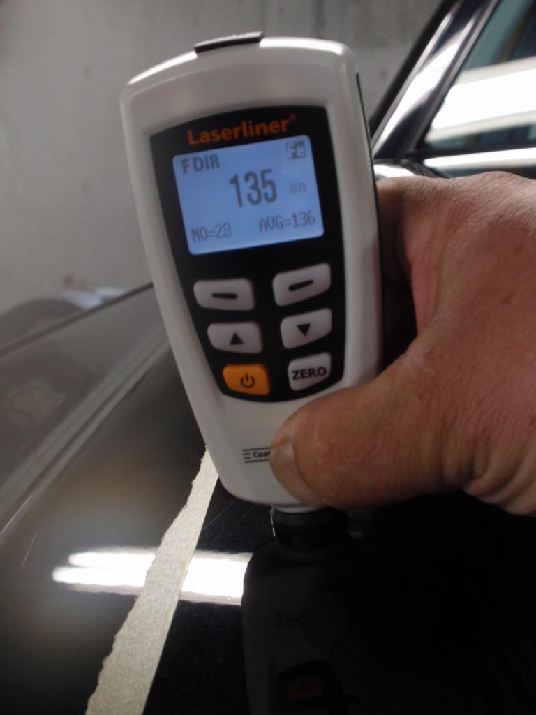 塗膜厚さの計測